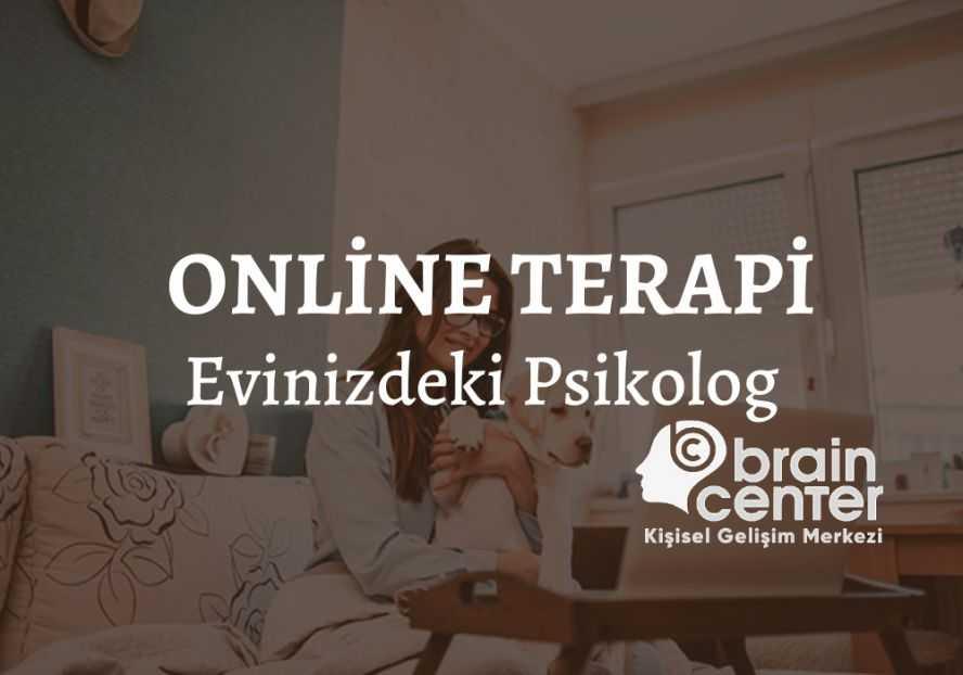 evimdeki psikolog terapi
